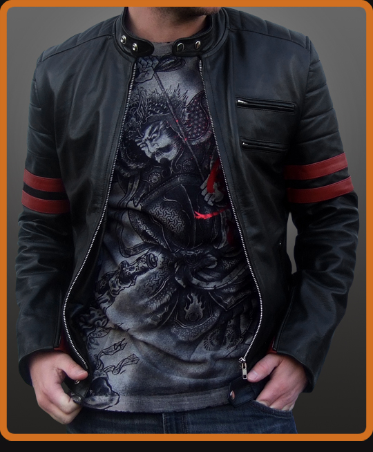 Hybrid - Leather Jacket