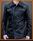 The Haymaker Vintage Leather Jacket