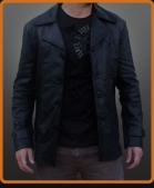 Heist Leather Jacket
