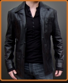 Replica leather jacket from the UK TV series Life On Mars